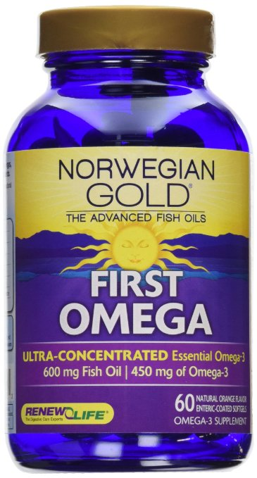 Norwegian gold first omega for Fish oil and gout
