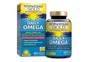Norwegian Gold Daily Omega
