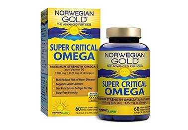 Norwegian Gold Super Critical Omega