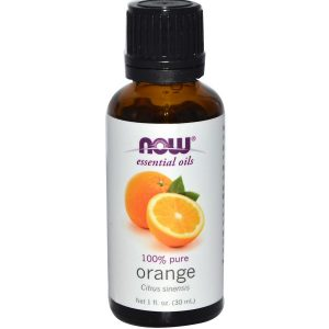 Now Foods, Essential Oils, Orange, 1 fl oz