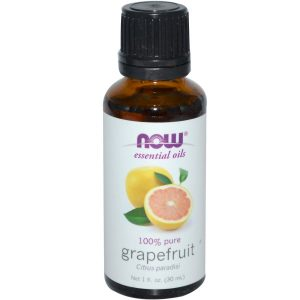 Now Foods, Essential Oils, Grapefruit, 1 fl oz