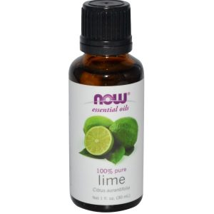 Now Foods, Essential Oils, Lime, 1 fl oz