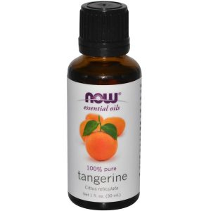 Now Foods, Essential Oils, Tangerine, 1 fl oz