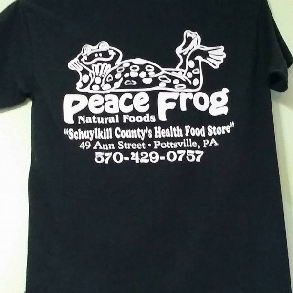 Peace Frog T-Shirts