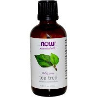 Now Foods, Essential Oils, Tea Tree, 2 fl oz