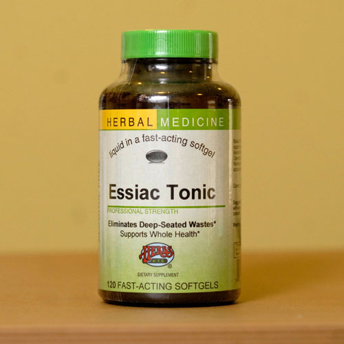 Essiac Tonic Softgels