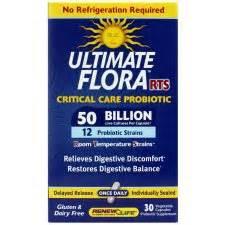 Ultimate Flora Extra Care Probiotic Go Pack 50 Billion