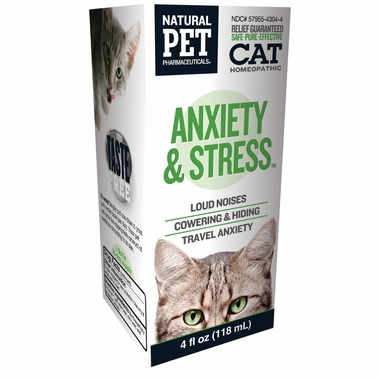 Natural Pet Anxiety & Stress for Cats