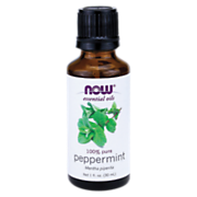 now essential oil peppermint
