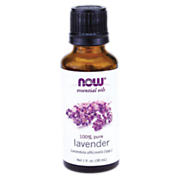 now essential oil lavender
