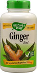 Nature's Way Ginger Root -- 550 mg -