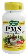 Nature's Way - PMS Vitamin B6 & 5 HTP