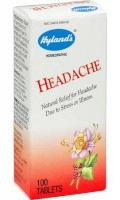 Hylands Headache