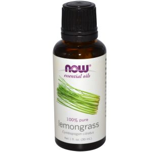 Now Foods, Essential Oils, Lemongrass, 1 fl oz