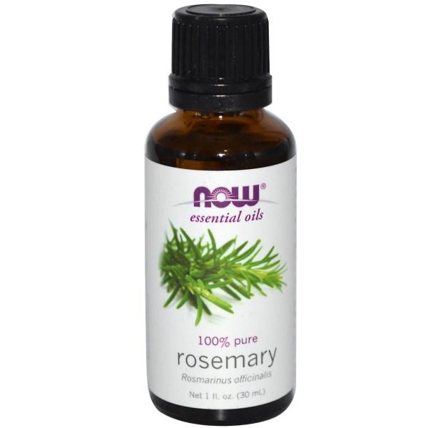 Now Foods, Essential Oils, Rosemary, 1 fl oz