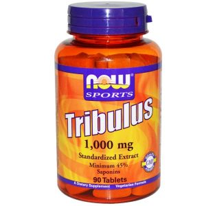 Now Foods, Sport, Tribulus, 1,000 mg, 90 Tablets