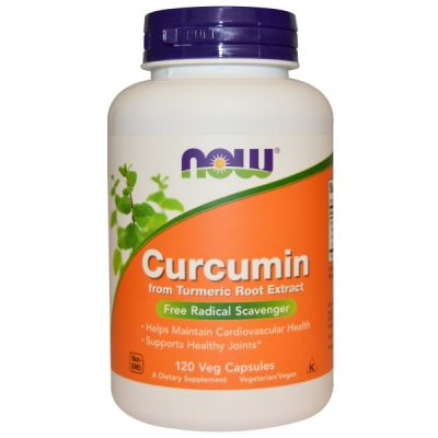 Now Foods, Curcumin, 120 Veggie Caps