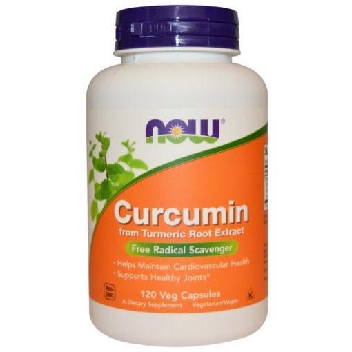 Now Foods, Curcumin, 120 Veggie Caps