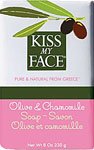 Kiss My Face Bar Soap Olive and Chamomile