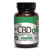 CBD Oil 30 Count Capsule Photo