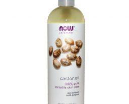 Now Foods, Solutions, Castor Oil