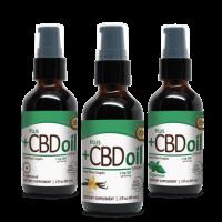 CBD Oil One Ounce Spray