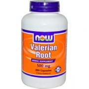 Now Foods, Valerian Root, 500 mg, 250 Capsules